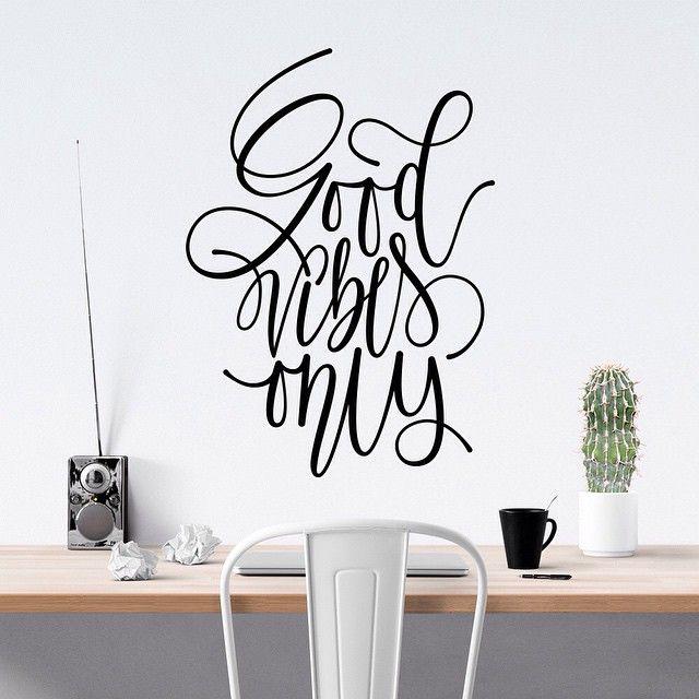 Good vibes only  #type #typo #typelove #typespire #typetopia #typoholic #typomania #typedesign #typography #typematters #typeeverything #typographyclub #handwriting #handmadefont #handdrawntype #handlettering #goodtype #customtype #calligraphy #loveletters #ilovetypography #picoftheday #practice #vector #instaart #thedailytype #dailytype #modernscript #moderncalligraphy