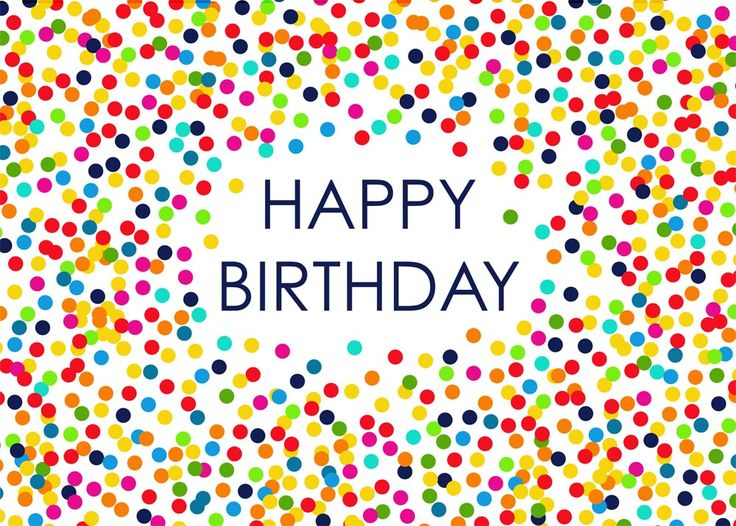 Dots Galore Birthday - Birthday Cards from CardsDirect