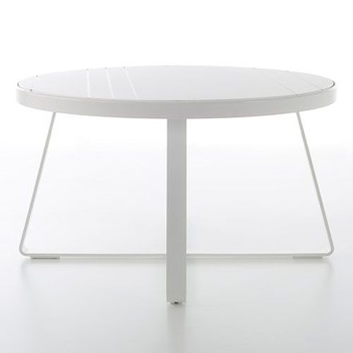 White Round Modern Dining Table best 20+ modern outdoor dining tables ideas on pinterest | modern