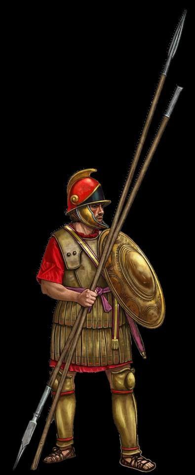 Ufficiale dei pezeteri, III-II secolo a.C.