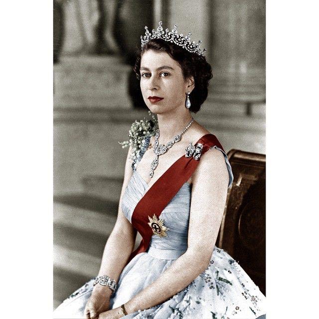 62 Years Ago 25 Year Old Princess Elizabeth Ii Became The