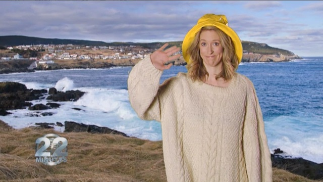 Newfoundland its new Please Stay Away tourism campaign now that the province has discovered oil....