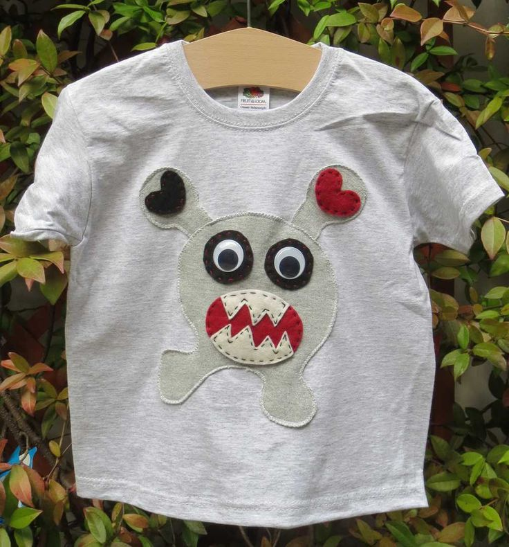 T-shirt mostrillo