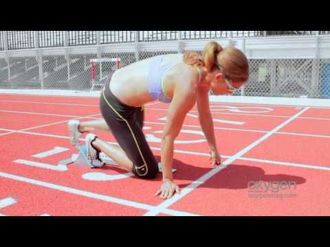 US Olympian Lolo Jones reveals the secret to setting succesful goals