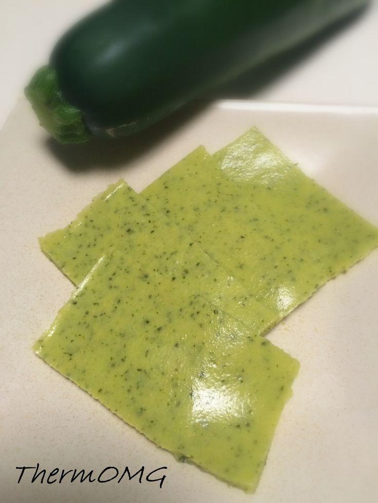Zucchini Cheese (Dairy Free) - ThermOMG