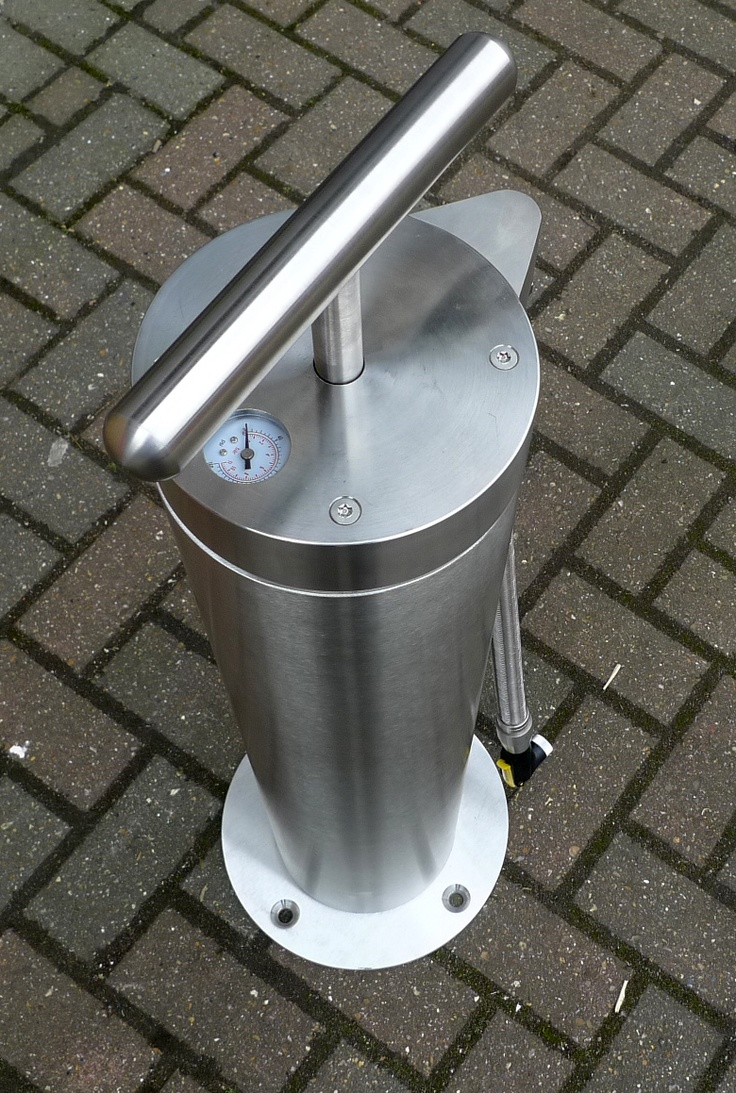 New  Cyclehoop Pump