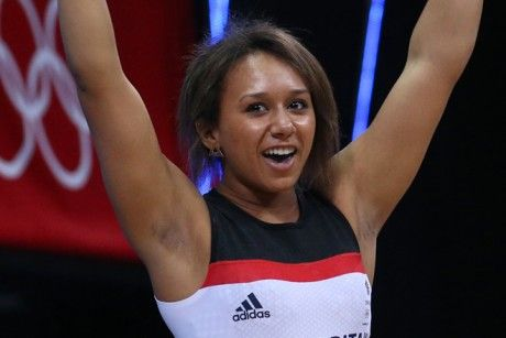 Zoe Smith takes on everyone:  An Olympian weightlifter's blog responds to the men -- and women -- who hate on bodies different from their own  By Mary Elizabeth Williams @ Salon