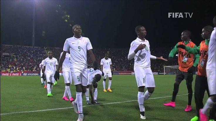 Highlights: Chile v. Nigeria - FIFA U17 World Cup Chile 2015