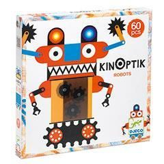 Jeu Kinoptik Robots de Djeco