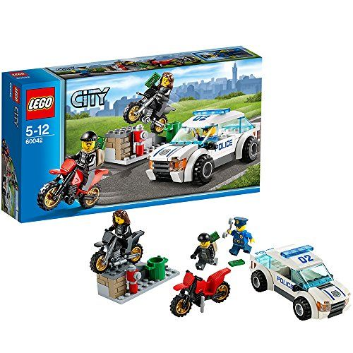 LEGO City Police 60042: High Speed Police Chase -- Want to know more, click on the image.