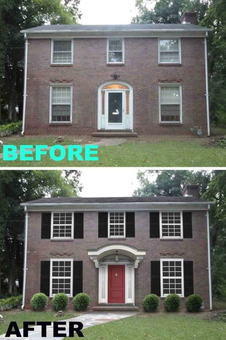 Bay window exterior shutters - Find This Pin And More On Window Shutters