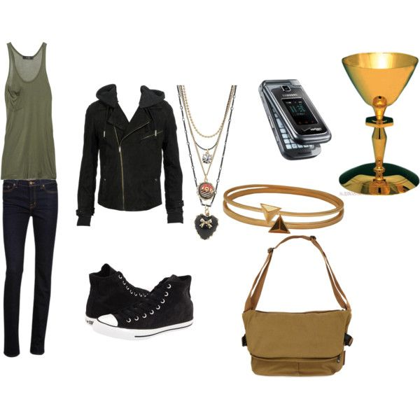 """Clary Fray"" by randomramblings on Polyvore"