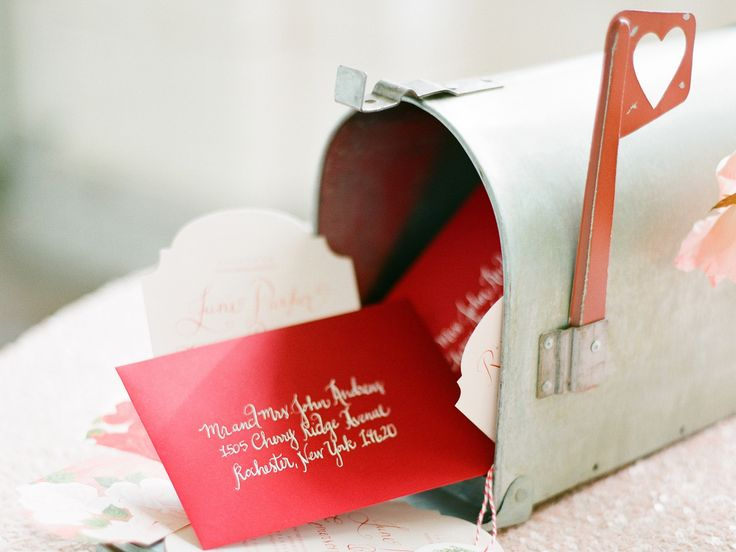 6 Postage Pointers For Wedding Invitations