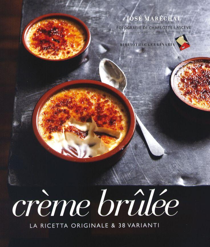 Una crema golosa ricoperta da un velo di caramello croccante: un connubio perfetto con più di trenta varianti.