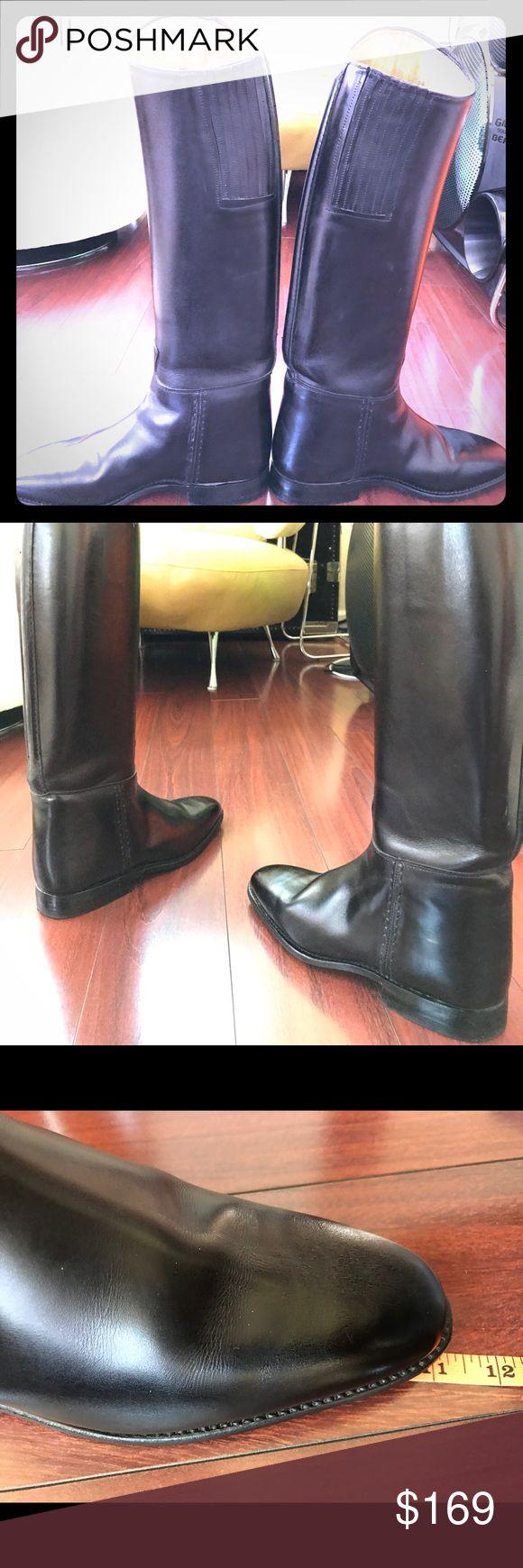 Schön Konig Dressage Boots 9 Womenu0027s Slim Calf