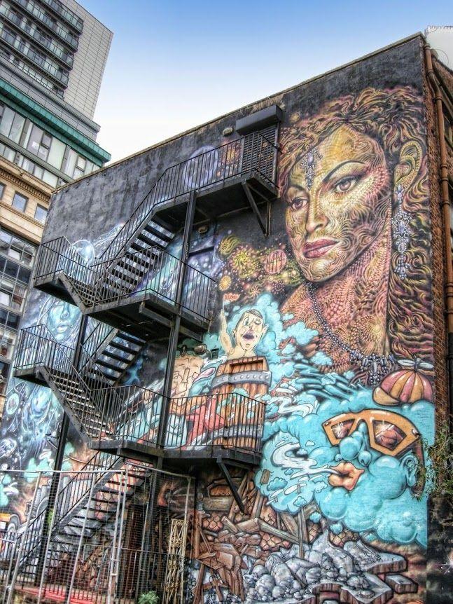 Graffiti Artists | Manchester