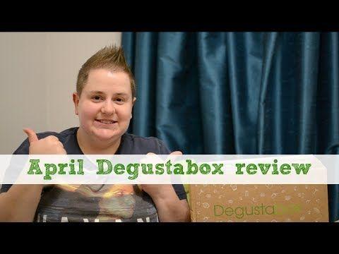 April Degustabox review #food