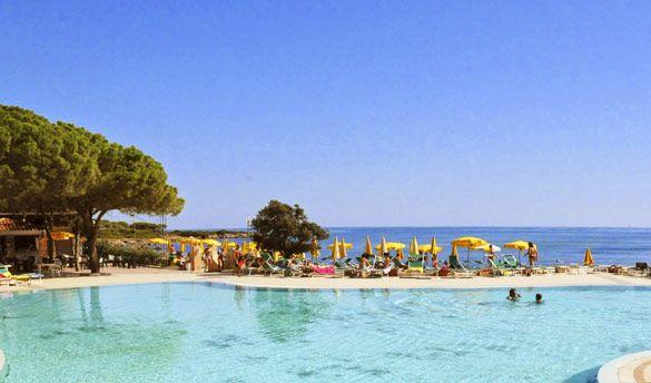 Hôtel-Club Marina Seada Beach 4* en Sardaigne prix promo Séjour Sardaigne Lastminute à partir 569,00 € TTC au lieu de 839 € 8J/7N pension: Tout compris.