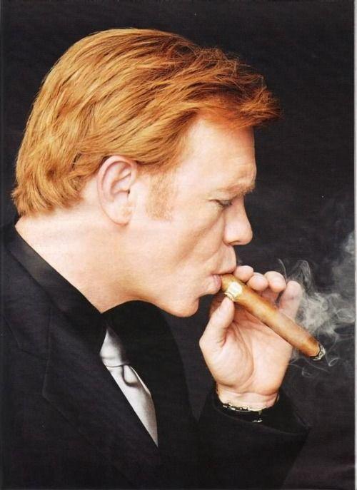 David Caruso #Cigars