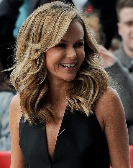 Amanda holden...love her hair!