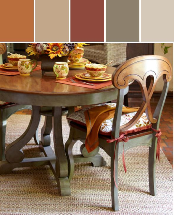 My Favorite Kitchen Table Set From Pier 1 Marchella Dining Table   Sage  Brown