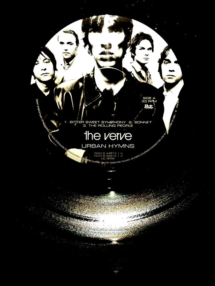 42 Best The Verve And Richard Ashcroft Images On Pinterest