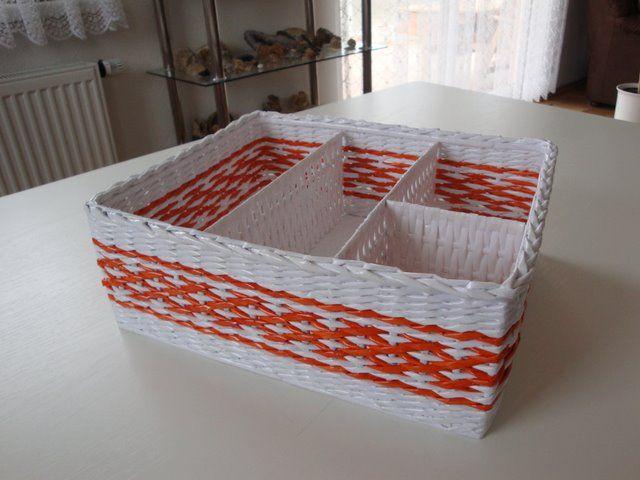 коробка с перегородками