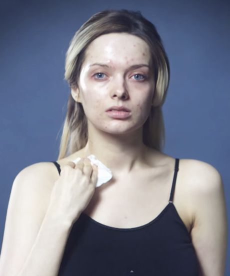You Look Disgusting Video - Em Ford YouTube Vlogger | Vlogger Em Ford shares a powerful message about unrealistic beauty expectations. #refinery29 http://www.refinery29.com/2015/07/90206/em-ford-you-look-disgusting-video