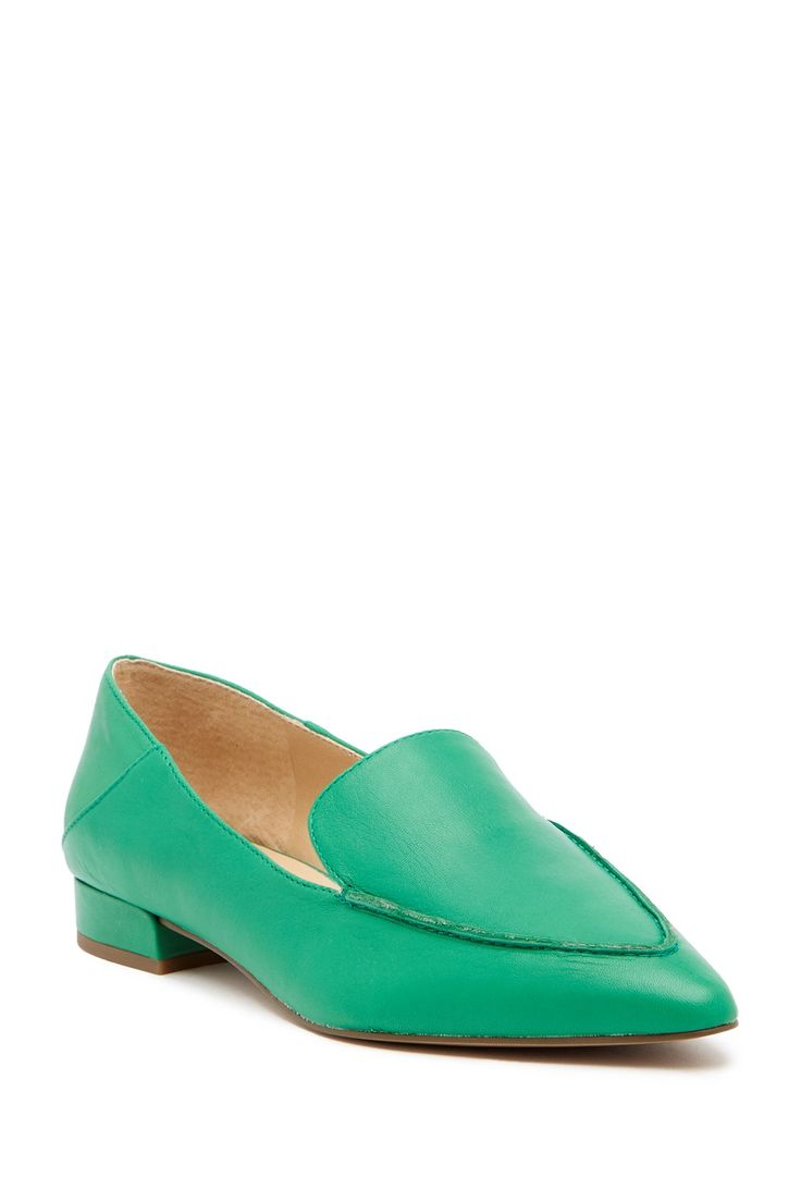 Silvio Pointed Toe Loafer by Franco Sarto on @nordstrom_rack