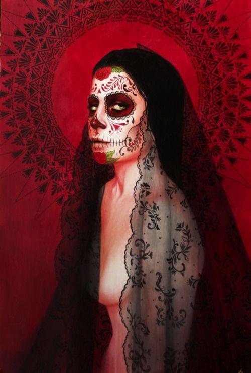 Black Virgin by Sylvia Ji