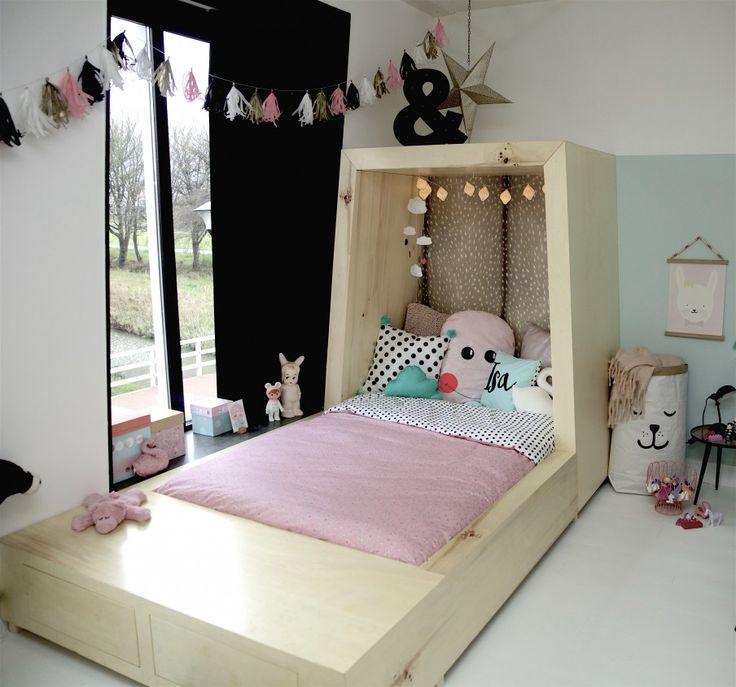 The 25 best scandinavian kids beds ideas on pinterest scandinavian kids lamps scandinavian for Scandinavian childrens bedroom