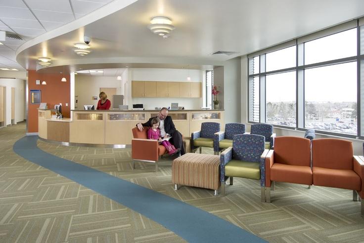 Children's Hospital Colorado Gary Pavilion Home, Home