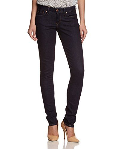 Levi's MD BC - Jeans - Skinny - Femme - Bleu (Richest Indigo) - W24/L32 (Taille fabricant: 24/32) Levi's http://www.amazon.fr/dp/B00A22ZQ8W/ref=cm_sw_r_pi_dp_Auyfwb0SEQZHS