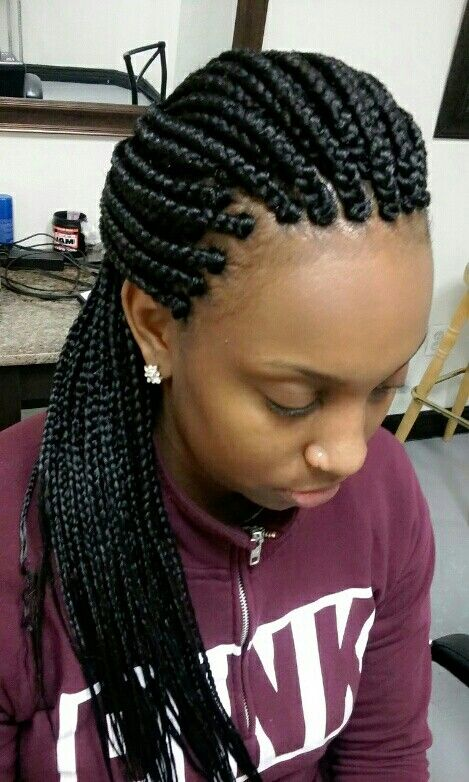 Box Braids by Amina African Hair Braiding