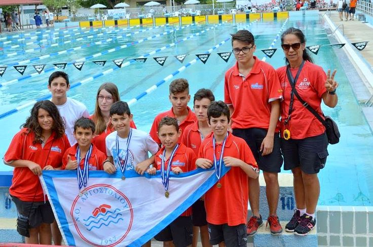 Ο Ναυτικός Όμιλος Αργοστολίου συμμετέχει στους Πανελλήνιους κολυμβητικούς αγώνες στο Βόλο