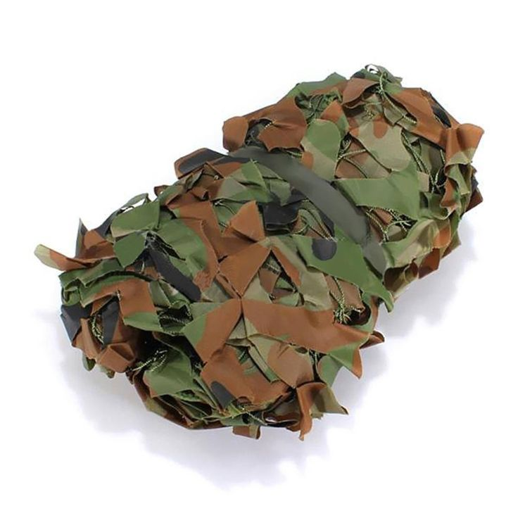 Sunshade military  camo Woodland hunting camo Jungle  army netting hunting camouflage net car cover netting 2*3M(78.7in*118in)