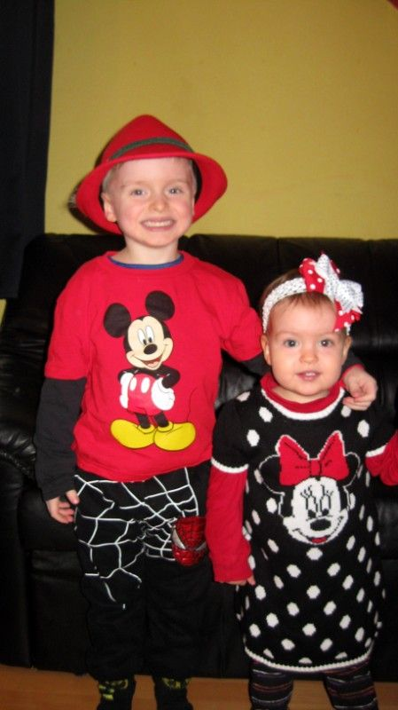Max and Olivia  Kids | Mickey Mouse | Cute
