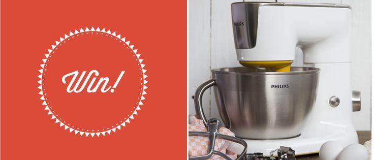 Κερδίστε μια Κουζινομηχανή της Philips