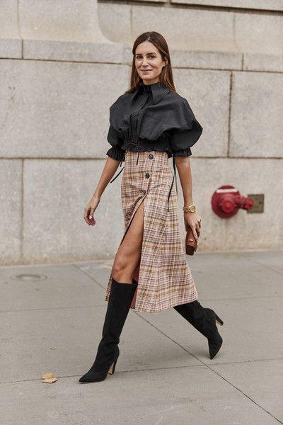 Teilnehmerbilder der New York Fashion Week Herbst …