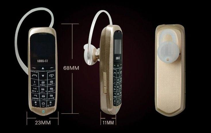 Long-cz J8 Magic Voice Bluetooth Dialer Fm Radio Mini Bluetooth 3.0 Earphone