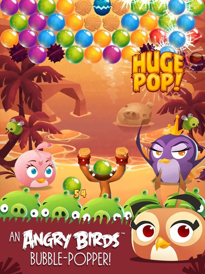 Bubble shooter games free download full version for mobile