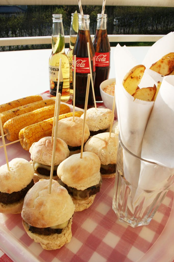 Inspiration and easy tips for a BBQ!