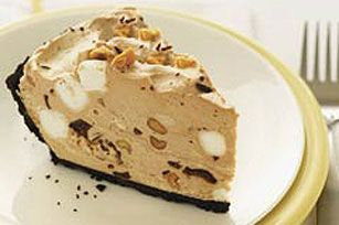 Rocky Road No-Bake Cheesecake recipe