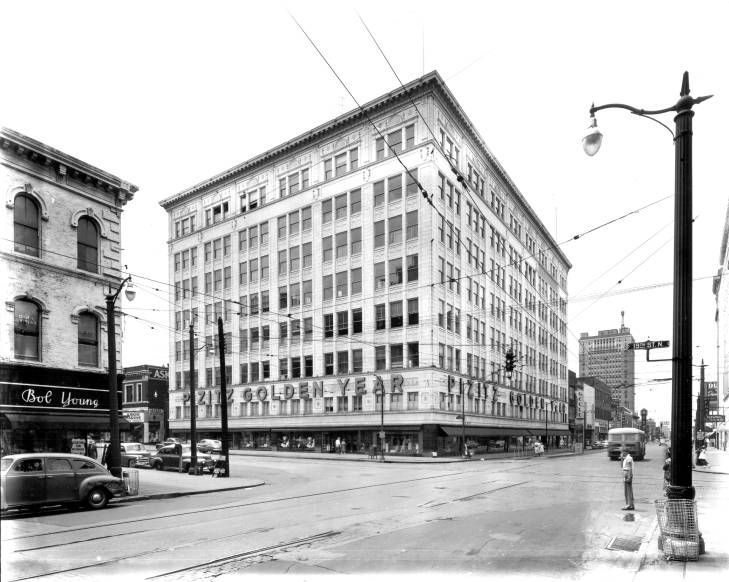 Pizitz Department Store May 29 1949 Birmingham Birmingham