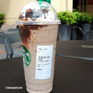 スタバ レッドベルベットケーキフラペチーノ Starbucks Red Velvet Cake Frappuccino | #スタバ #レッドベルベットケーキ #フラペチーノ   #Starbucks #RedVelvetCake #Frappuccino