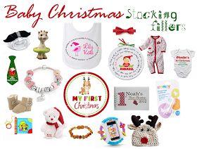 Oh So Amelia | UK Parenting Lifestyle Blog: Baby Christmas Stocking Fillers