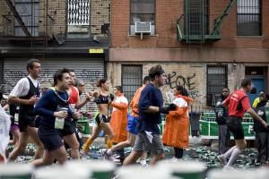 New Yorkers Gather To Watch The New York City Marathon - Afton Almaraz/Getty Images