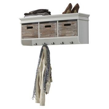 Avignon kapstok inclusief 3 kisten | Kapstokken | Woonaccessoires | Woondecoratie | GAMMA
