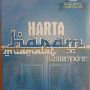 Terbaru! Harta Haram Muamalat Kontemporer, BPJS & HEDGING SYARIAH, Dr. Erwandi Tarmizi, MA, Free Ongkir Jabodetabek