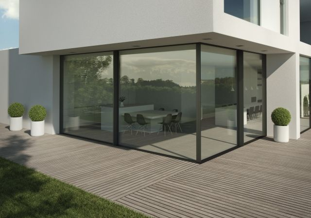 best 9 ultra slim manual automated sliding doors images on
